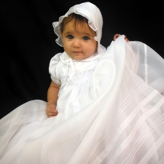 Will'beth Christening Gowns